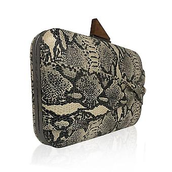 Oversized Clutch Shoulder Bag