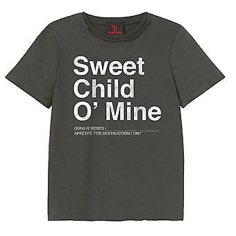 Amplified Guns N Roses Sweet Child O' Mine Kids T-Shirt