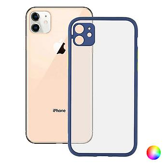 Coque mobile iPhone 12 Pro KSIX Duo Soft