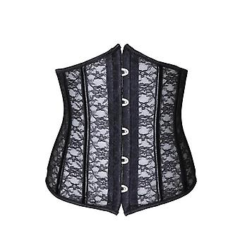 Sexy Corset Underbust Women Gothic Top Curve Shaper Modeling Strap Slimming