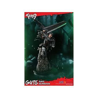 Berserk Guts Black Swordsman Statue