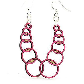 Venn Circles Earrings