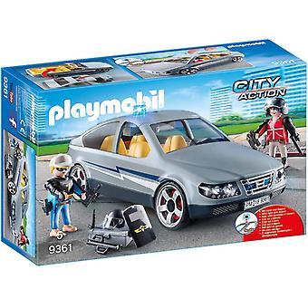 Playmobil City Åtgärd SWAT Undercover Bil