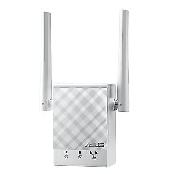 Asus rp-ac51 wi-fi ac750 wall-plug range extender/access point/media bridge with signal indicator ac