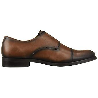 Marc Joseph New York Men's Shoes Grand Central Leather Buckle Dress Oxfords