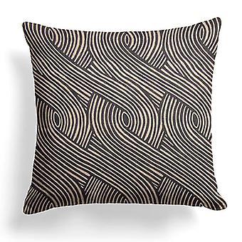 "Mixit Woven Decorative Square Pillow 18"" X 18"", Bahali"