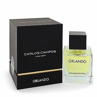 Orlando Carlos Campos by Carlos Campos Eau De Toilette Spray 3.3 oz / 100 ml (Men)