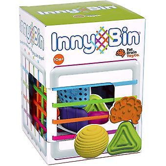 Толстые игрушки для мозга - inny bin