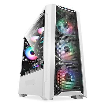 ألعاب الكمبيوتر حالة مع إنتل Xeon X5650 6-cores اثني عشر المواضيع Lga