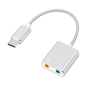 Mufă externă pentru placa de sunet USB