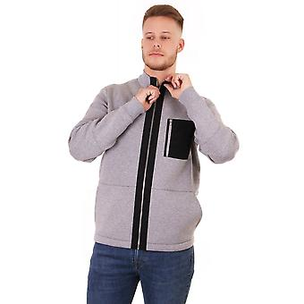 Barbour International Ratio Zip Thru Jumper