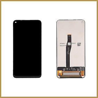 For Huawei Nova 5T LCD YAL-L21 LCD-skærm Digitizer Touch Black