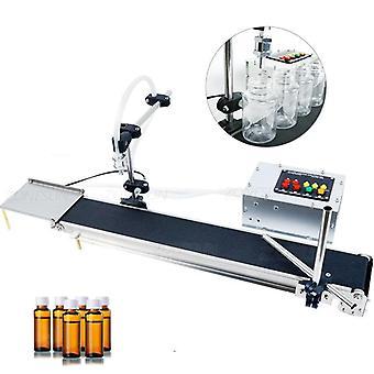 Automatikus egyfejes folyadéktöltő magas hőmérsékletű hőálló gép