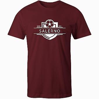 Salernitana 2011 etablerad Badge fotboll T-shirt