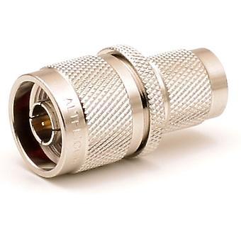 RPTNC Plug (F) to N-Style Plug (M) Adapter