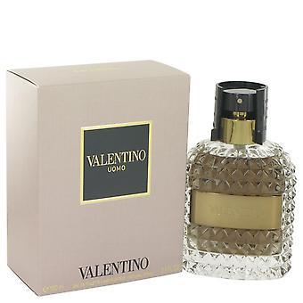 Valentino uomo eau de toilette spray af valentino 503524 100 ml