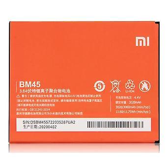 Bateria do telefone para Xiaomi Redmi