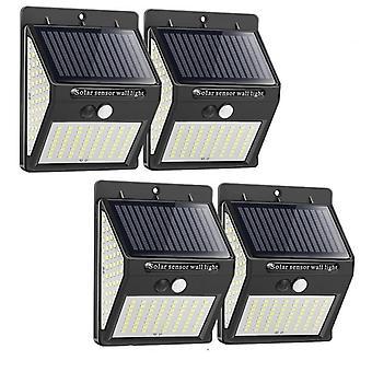 Pir Motion Sensor, Solar Powered, Sunlight Street, Outdoor Solar Lamp