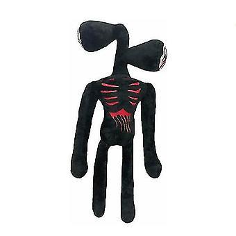 40cmサイレンヘッドぬいぐるみ黒いサイレンヘッドぬいぐるみ人形ホラーキャラクターフィギュアペルチト子供誕生日プレゼント