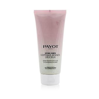Payot Rituel Corps eksfolierende Melt-In Cream med mandel skaller 200ml/6.7oz