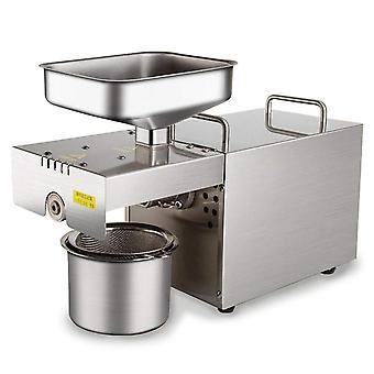 Edelstahl Automatische Kaltpressölmaschine