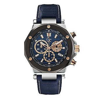 menns klokke GC klokker X72025G7S (Ø 44 mm) (ø 44 mm)