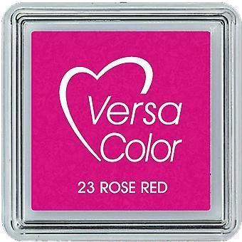 Versacolor Pigment Ink Pad Small - Rosa Roja