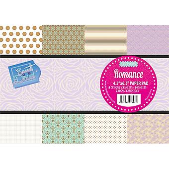 Sweet Dixie - Romance Paper Pad