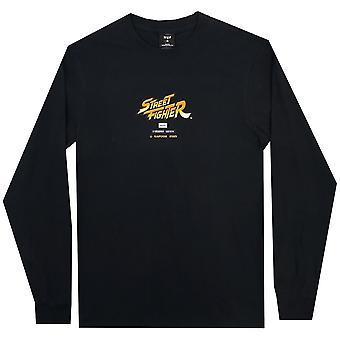 HUF Worldwide T-Shirts Ending LS Tee