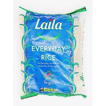 Laila Long Grain Rice 1Kg