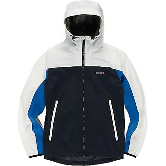 Element Primo Storm Front Jacket in Off White