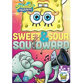 SpongeBob SquarePants - Sweet And Sour Squidward DVD
