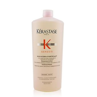 Kerastase Genesis Bain Hydra-Fortifiant Fortifying Shampoo (Weakened Hair  Prone To Falling Due To Breakage From Brushing) 1000ml/34oz