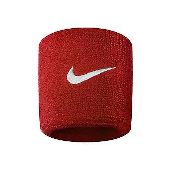 Nike Swoosh armbånd Rød