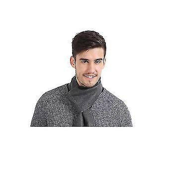 Winter Scarf Premium Cashmere Feel Unique Design Selection (SZARY)