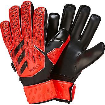 adidas Predator Match Fingersave Junior Goalkeeper Gloves