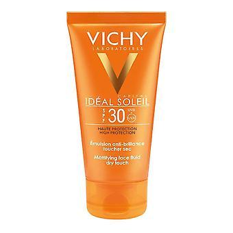 Sun Cream Idéal Soleil Anti-Brillance Vichy Spf 30 (50 ml)
