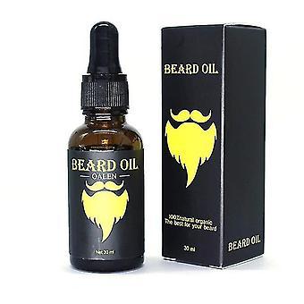 Muzxr-Haarpflegesets Bartpflegeset / Balsamölkamm