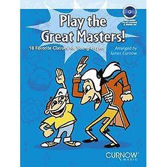 Play the Great Masters Flute or Oboe