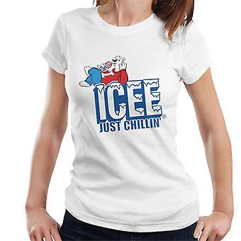 ICEE Just Chillin Women's T-Shirt