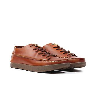 Yogi Footwear Finn Leather Shoes - Apricot
