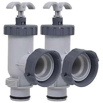 2x Pool Plunger Valves Spa Maintenance Kits Pool Plungers Accessory