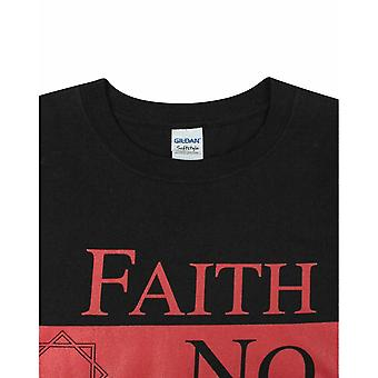 Faith No More Mens Logo T-Shirt