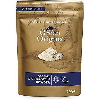 Organic Rice Protein Powder - 250 grams