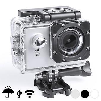 """كاميرا رياضية 4K 2 """" 360º واي فاي (16 جهاز كمبيوتر)"""
