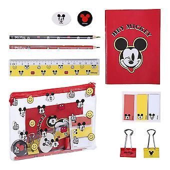 Stationery Set Mickey Mouse (10 pcs)