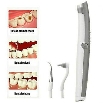 Pulitore elettrico per denti ad ultrasuoni Macchie dentali orali Placca Rimozione tartaro denti