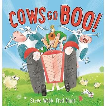 Cows Go Boo