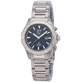 ONE (Eco Tech Time) Silver TitanIUM ELT-11357-10M Women's Watch