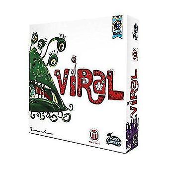 Tile games arcane wonders arwdte06 viral board game